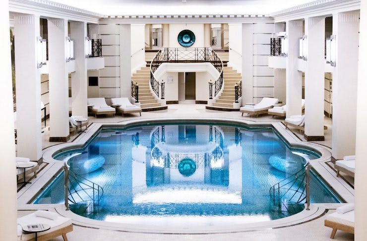 The World's First Chanel Spa Has Landed In Paris