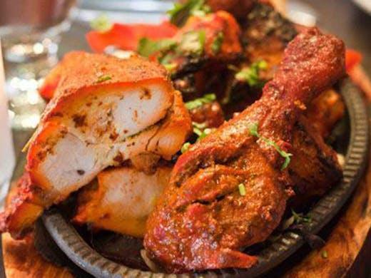 Chawlas Indian Restaurant Wellesley Street