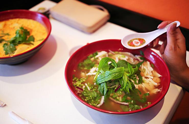 Asian restaurant perth
