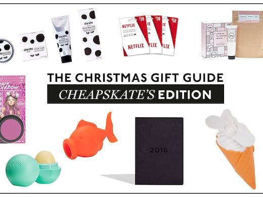 Christmas Gift Guide.The Christmas Gift Guide The Cheapskate S Edition Sydney