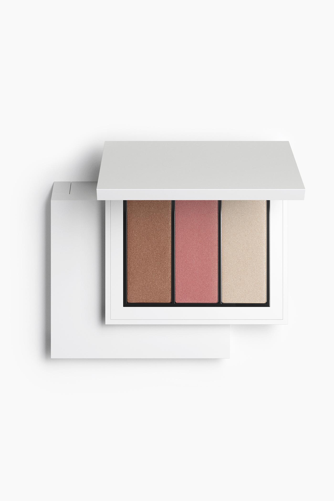 a blush palette