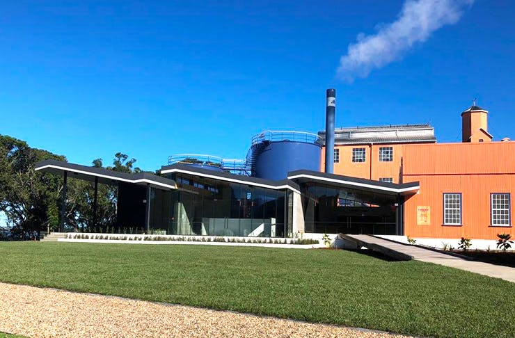 The Chelsea Bay Visitor Centre Is Opening On Saturday