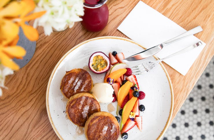 Best cafe Sydney Surry Hills Cafe