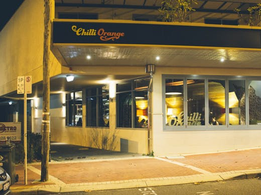 Chilli Orange North Perth Restaurant Fine Dining