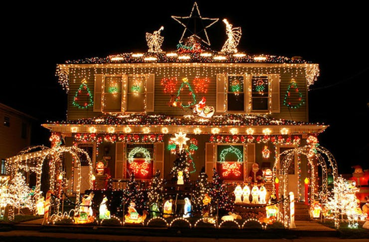 best christmas lights on the gold coast