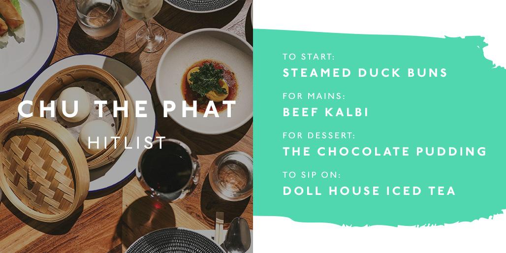 Chu the Phat, Brisbane restaurants