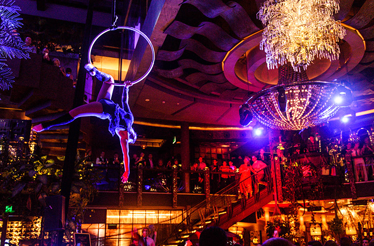 Cloudland, Brisbane NYE