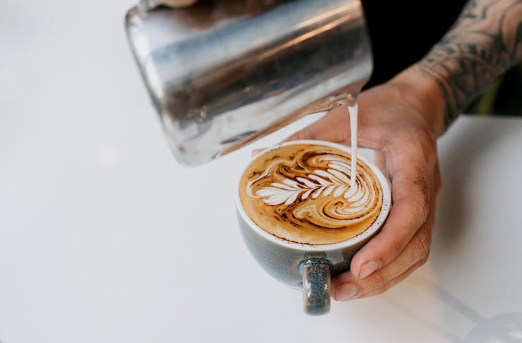 Where To Get Coffee Before HBF Run