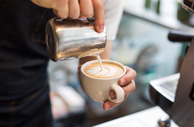 free coffee sydney