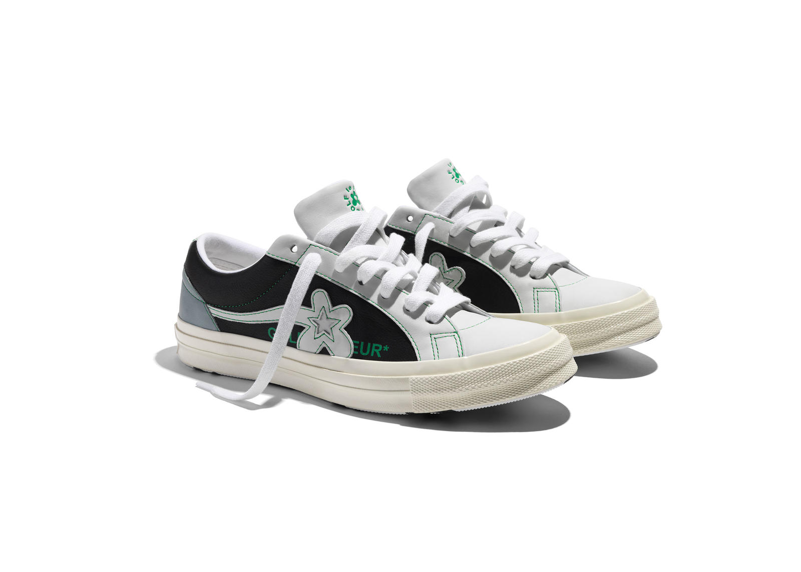 """... the Converse x GOLF le FLEUR  """"Industrial Pack"""" features two One Star  colourways and is complemented by two boilersuits 4e16e93d1"""