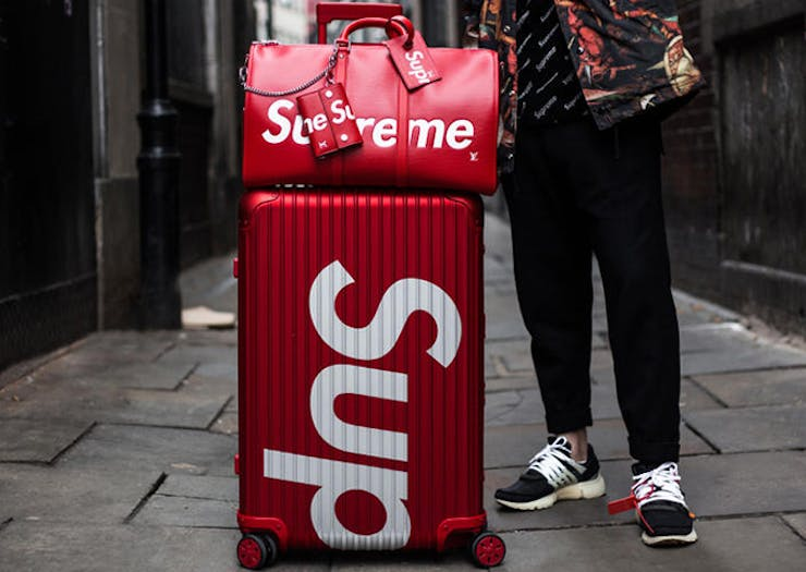 Add To Cart | Carry-On That's Way Too Cool To Stow Away