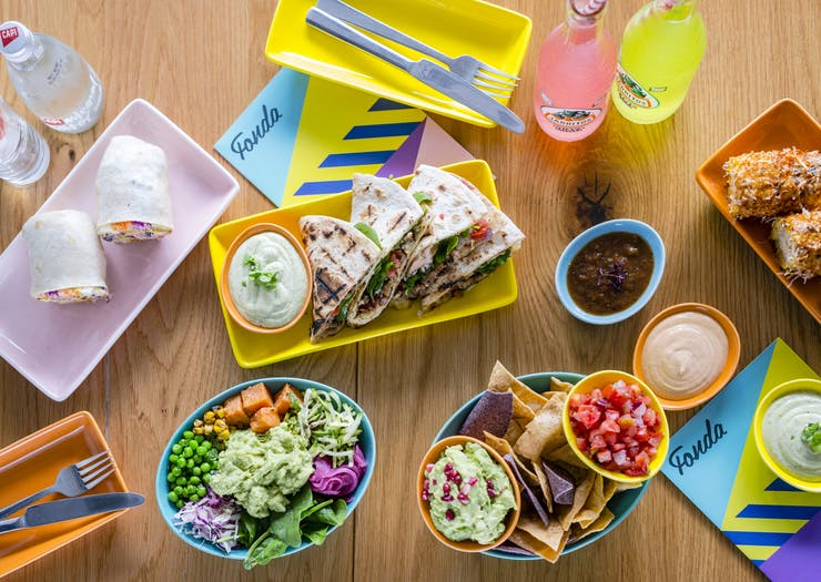 food delivery Brisbane, foodora