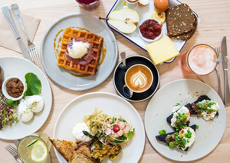 Best breakfast Sydney
