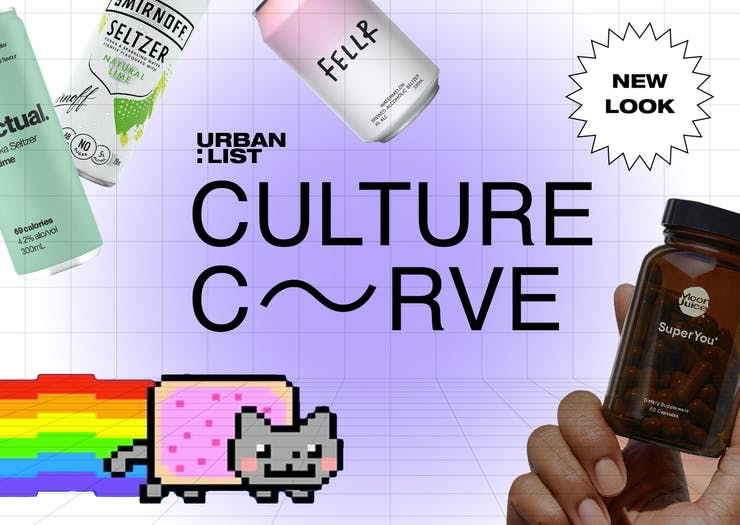 Culture Curve | Tune In To Audio Social Networks, Million Dollar Crypto Art, And Mindful Drinking