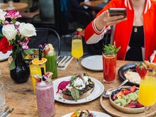 Sydney's Best Post-Workout Brunch Spots