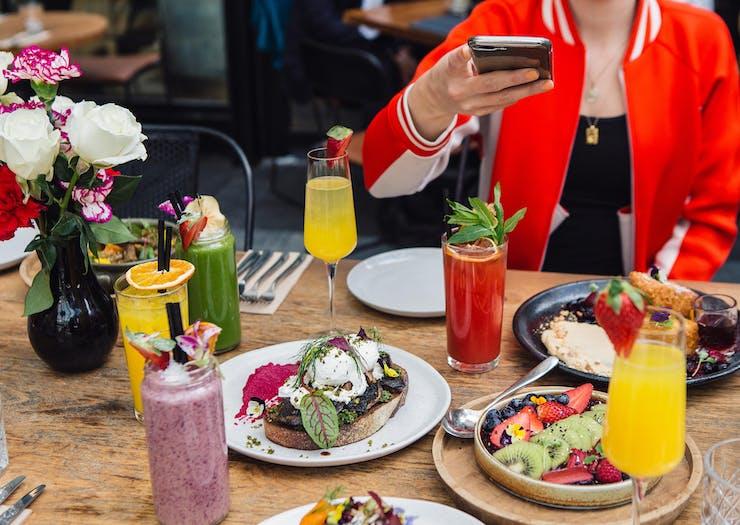 Sydney's Best Post-Workout Brunch Spots