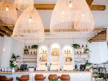 Sip Espresso Martinis At 10am At This Striking New Restaurant And Bar