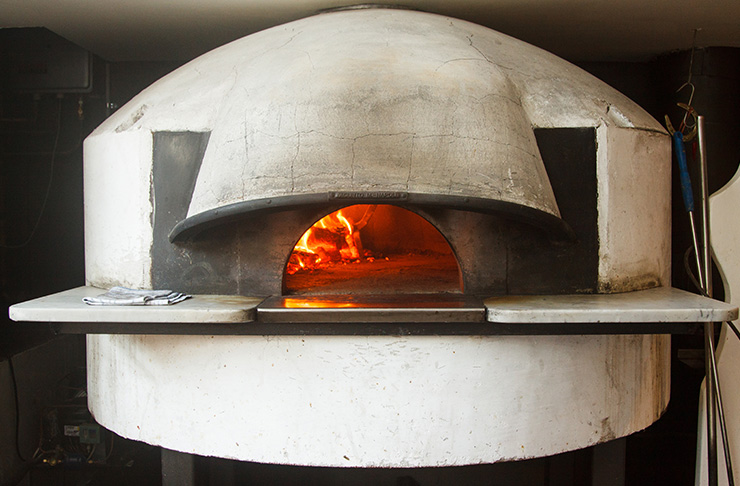 Da Orazio best pizza Sydney