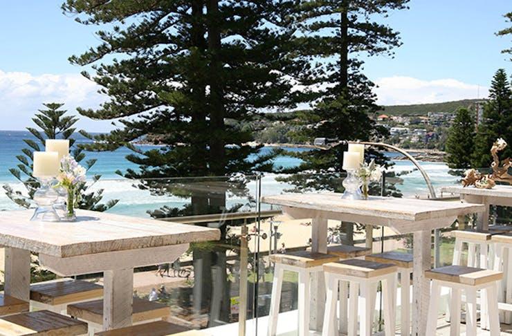 best summer bars sydney