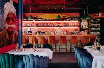 """Inside Byron Bay's New And Vibrant """"Unauthentic"""" Indian Restaurant"""