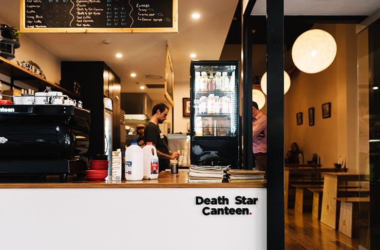 Death Star Canteen, Brisbane CBD