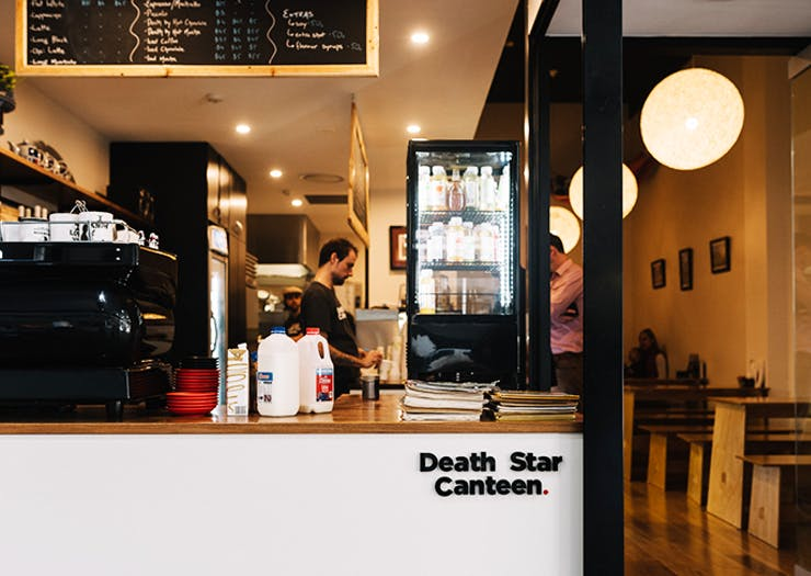 Death Star Canteen, Brisbane CBD