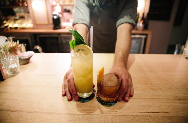 Della Hyde Darlinghurst Bar