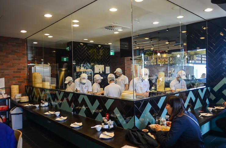 Sydney foodcourt guide