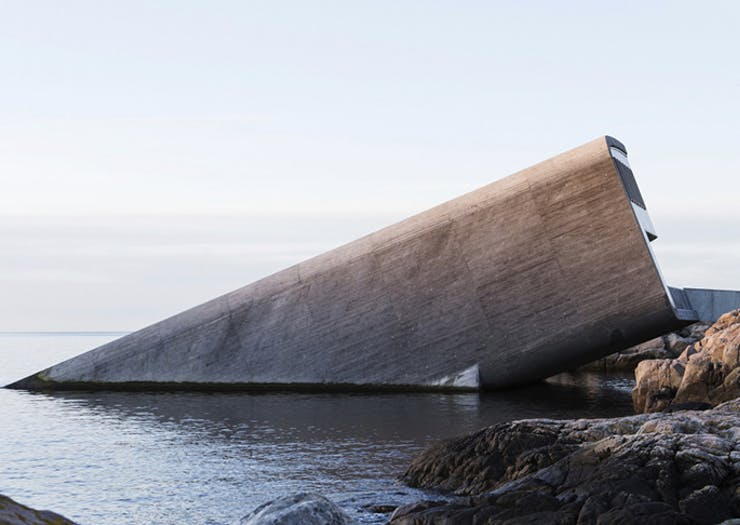 Dine Under The Sea At This Incredible Norwegian Restaurant