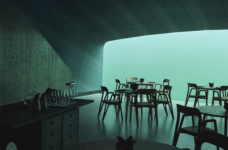 dine under the sea norway