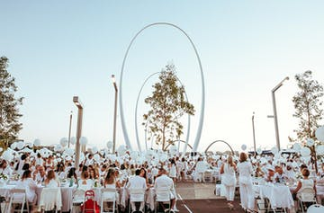 Diner En Blanc Is Returning To Perth In 2017!