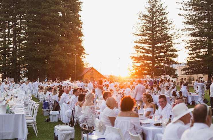 noel blanc montreal 2018 Diner En Blanc Perth Is Back For 2018 And We Know When | Perth  noel blanc montreal 2018