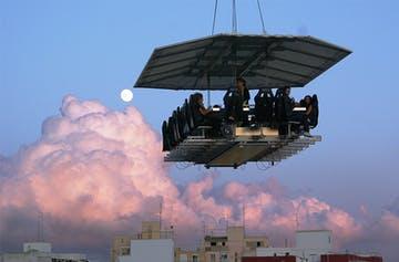 Dinner In The Sky Is Happening In Perth!