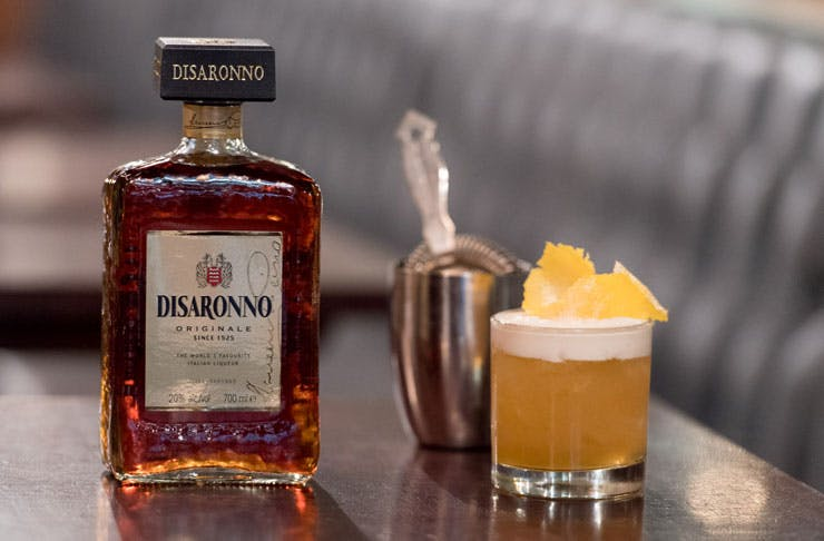 disaronno-sour-cocktail