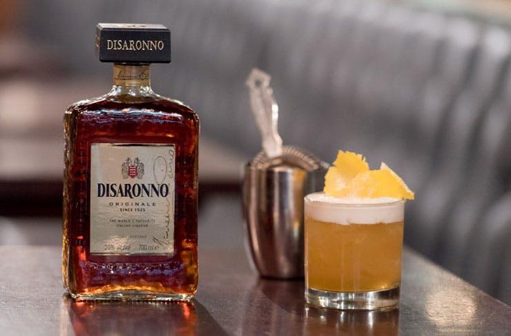 disaronno-sour-cocktail