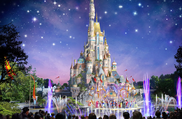 Dreams Do Come True! Auckland's Getting A Disneyland