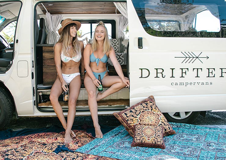Let Us Introduce You To The Latest Glamping Trend AKA Glampervans!