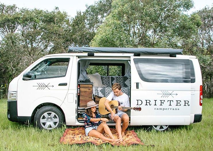 Drifters Glampervans