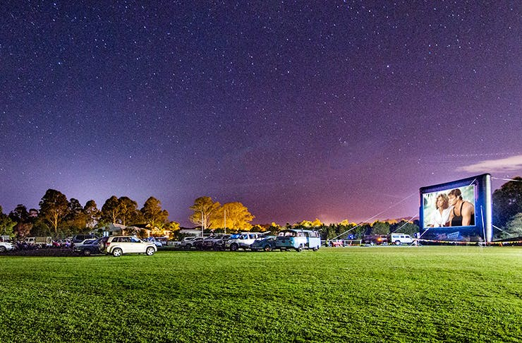 Starry Nights Outdoor Movies