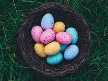 Everything You Need To Know About The Giant Easter Egg Hunt Popping Up On Ocean Street