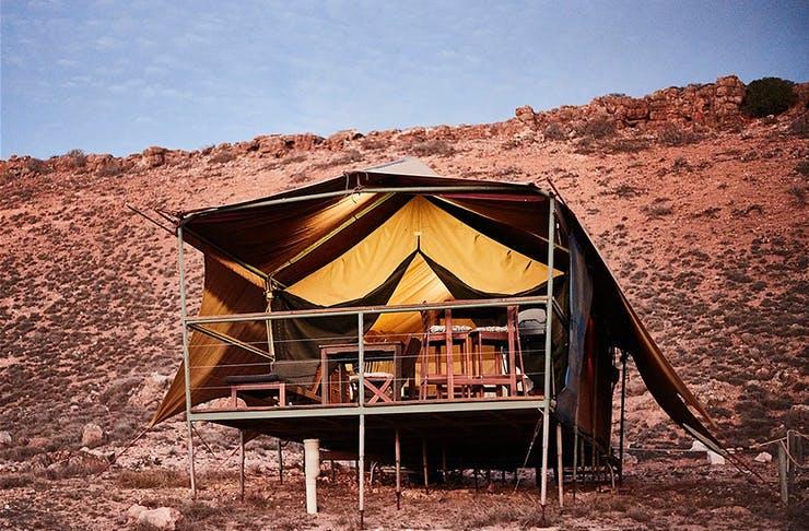 Eco Retreats Western Australia Red Bluff
