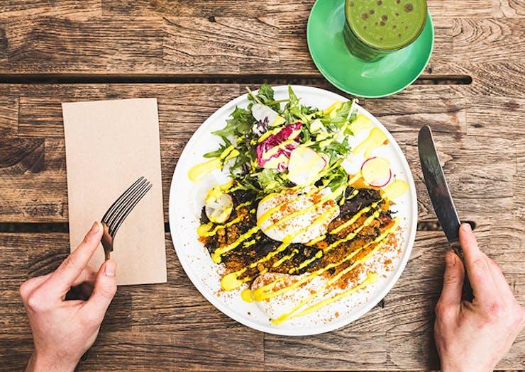 Egg of the Universe Wholefoods Cafe Sydney