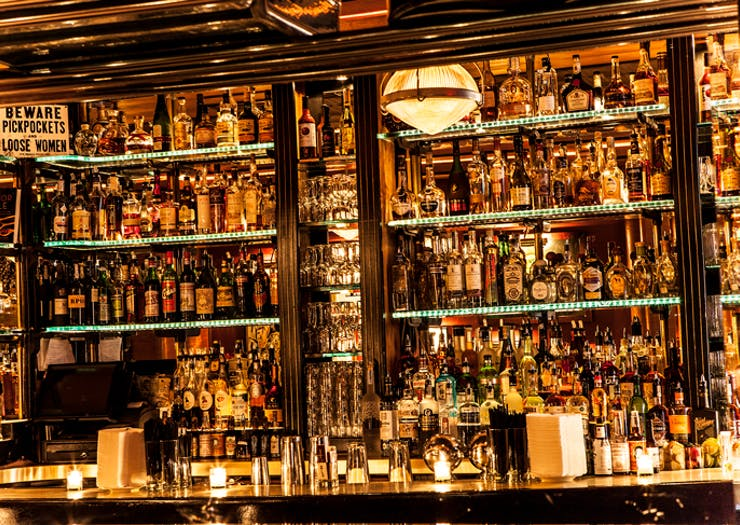 One Of The World's Best Bars Is Opening In A Sydney Basement