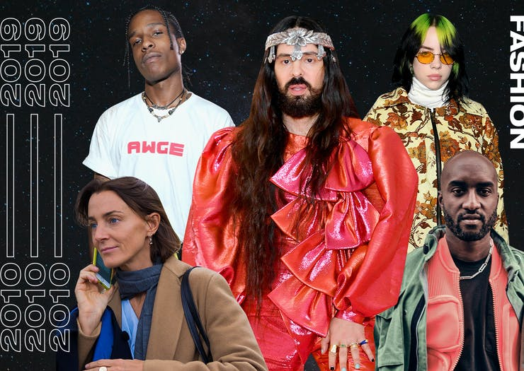 Look Sharp, These Are The Decade's 7 Most Influential People In Fashion