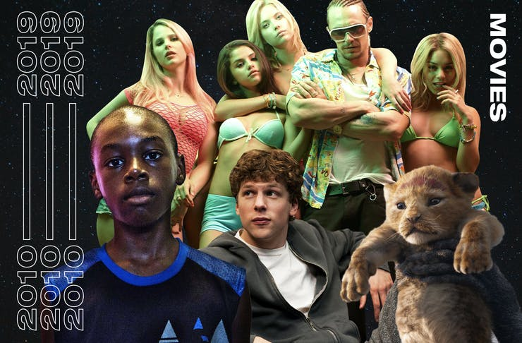 best movies 2010s