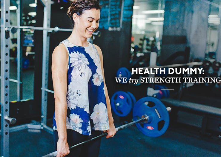 Energize Fitness 247 brisbanes Best Gyms Strength Training