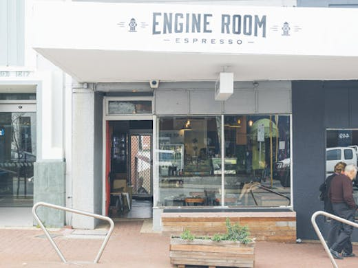 Engine Room Espresso North Perth Cafe Coffee