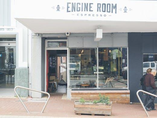Engine Room Espresso North Perth Cafe Coffee