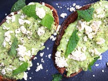 The Brunch Club | All The Smashed Avo You Need To Eat This Weekend