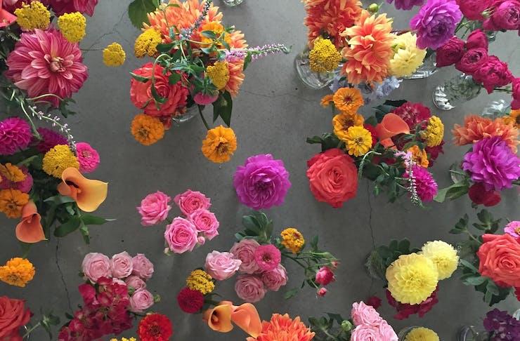 Flowers Vasette Melbourne